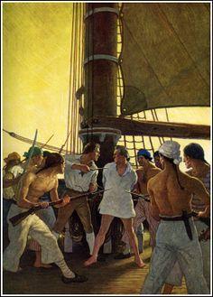The Bounty N.C Wyeth