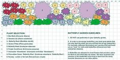 butterfly garden layouts - Bing Images