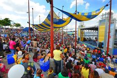 Penn's Landing.  Follow the link for the listing of FREE summer concerts at Penn's Landing!