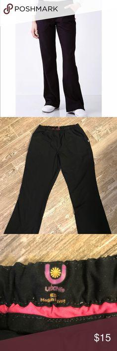 c04ed4d6e3c Scrub Med Womens Flare Leg Drawstring Scrub Pants in Navy | Scrub Med Scrubs  - Womens Flare Leg Scrub Pants | Scrub pants, Pants, Scrubs