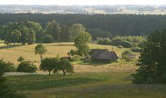 Rural Lithuania
