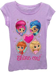 6ee246893 Shimmer and Shine Girls'