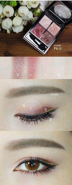 Make-up Tutorial Asian Natural 68 Ideen # farbenfroh des Tages # süß … - Makeup Tutorial James Charles Makeup Inspo, Makeup Inspiration, Makeup Tips, Hair Makeup, Makeup Ideas, Glow Makeup, Asian Makeup Tutorials, Ulzzang Makeup, Korean Eye Makeup