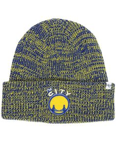 47 Brand Golden State Warriors Lancaster Cuff Knit Hat Knit Hat For Men 1f1de9d5d
