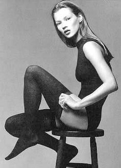 Image result for Calvin Klein Kate Moss heroin chic.