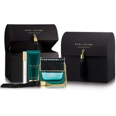 Marc Jacobs Decadence Gift Set (430 BRL) ❤ liked on Polyvore featuring beauty products, gift sets & kits, apparel & accessories, no color and marc jacobs