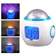 Lámpara mágica para bebés y niños-as http://bit.ly/LámparaParaBebés-Y-Niños #niños #bebés #lámpara #luz #ofertas #rebajas