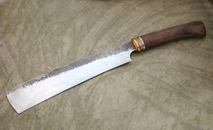 Eastern influenced fixed blade by Antoine Marcal