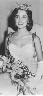 Mary Ann Mobley, Miss America 1959