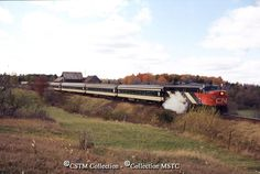 Picturing the Past Ottawa Valley, Canadian National Railway, Vintage Trains, Diesel Locomotive, Public Transport, Bay Area, Ontario, Airplane, Transportation