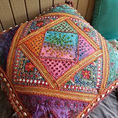 Door Curtain bohemian home decor Shanti Gypsy Indian wall hanging or window decor 39x38| purple embroidered window valance for boho