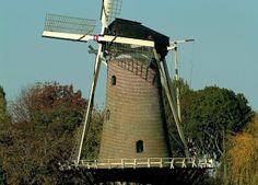 de Eendracht te Dirksland Goeree-Overflakkee. De stellingmolen is in 1846 gebouwd. Tot 1966 is er in De Eendracht op professionele basis graan gemalen; In de molen bevinden zich twee koppels maalstenen. Hij is gerestaureerd met onderdelen van een molen uit Ooltgensplaat.