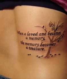 Love the quote but with it I would of done a hope chest... This would make a wonderful edition to my back piece