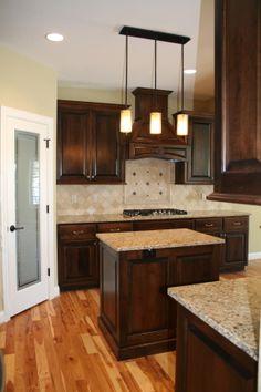 Moen S Arbor One Handle Kitchen Faucet Dark Maple Kitchen