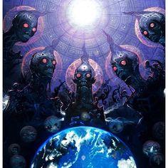 Instagram media by 3rdeyepics - #art #trippy #acid #lsd #shrooms #thc #dmt #allseeingeye #illuminati #indigochild #indigochildren #spiritual #spirituality #meditation #namaste #peace #space #galaxy #universe #moon #stars #planets #psychedelic #psychedelics #chakra #chakras #pinealgland #thirdeye #3rdeye #3rdeyearttrip