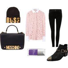 """i M boss"" by workingincloset on Polyvore #workingincloset #valentino #fashionstylist #blogger #workingincloset  http://workingincloset.blogspot.it/"