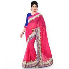 Ethnic Sari Designer Bollywood Dress Pakistani Wedding Saree PartyWear Indian  #KriyaCreation #SareeSari