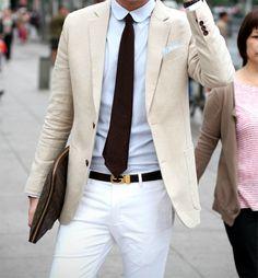 The art of the gentleman...according to Errol B.
