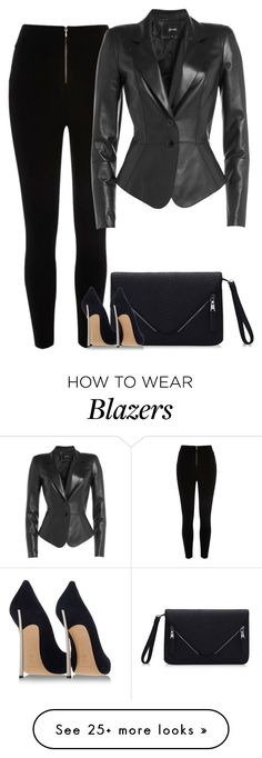 """""""Untitled #6871"""" by fanny483 on Polyvore featuring Jitrois, Casadei, women's clothing, women, female, woman, misses and juniors"""