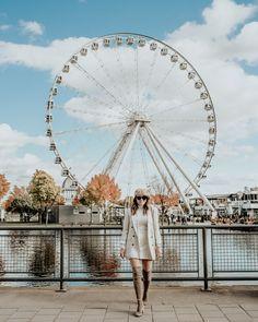 Boho and Braids New Brunswick, Quebec, View Photos, Montreal, Rome, Spain, Braids, Ferris Wheels, Fair Grounds