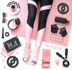 Monday Workout, Pink Workout, Pink Gym, Pregnant Diet, Fit Girl Motivation, Workout Aesthetic, Sports Luxe, Pink Aesthetic, Fitness Inspiration