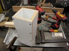 Picture of Making the Outer Formwork