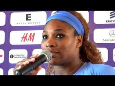 Jul 21, 2013 World #1 Serena Williams thinks Collector Swedish Open is the best tournament she has played for several years. This is Serena's 7th Title of 2013 & 53rd Career Title - Tying her with Monica Seles. Listen to Serena's press conference after she defeated Johanna Larsson 6-4, 6-1 in the #DreamFinal v Sweden's #1 in Båstad. #TeamSERENA