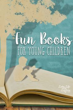 Nurture your child's love of learning with these fun books for young children