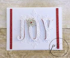 Margie's Crafts: Large Letters Eclipse card created with Stampin' Up! products