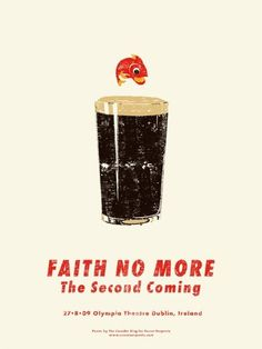 Faith No More by The Decoder Ring Design Concern