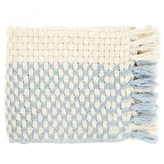 Caras Knitted Throw