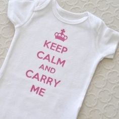 Keep Calm and Carry Me | Looksi Square First one of those KEEP CALM... things that I liked