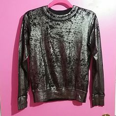 Current/Elliott top Current/Elliott the shrunken jogger gunmetal snake charmer 100% cotton In great condition!  No stains or rips!  No trade.  Don't hesitate to ask questions!  Can ship in bundle. Current/Elliott Tops