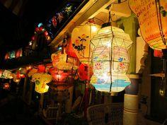 Martha's Vineyard Grand Illumination Night 2014