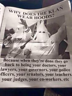 this stupid populous then elects the KKK's spokesmen! Way to go U.S of A! the populous that voted captain orange deplorable are all fucking dumb ass DEPLORABLES! Come at me IGNORANT fucks!
