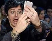 me when billie tweets anything