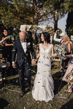 Toskana Wedding photographed by Carmen and Ingo Photography