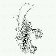 Image result for fern tattoo