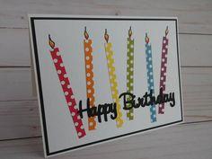 Happy Birthday Games, Geek Birthday, Happy Halloween Banner, Wedding Cards, Birthday Candles, Polka Dots, Geek Stuff, Greeting Cards, Pudding