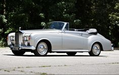 1963 Rolls-Royce Silver Cloud III Drophead Coupe (Chassis: LSCX 789) | Gooding & Company