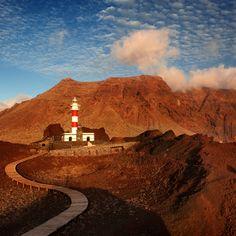 Faro de Teno. Isla de Tenerife