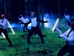 The Ylvis Brothers: What Does The Fox Say?