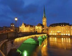 Zurigo - Dai parchi al museo sugli alberi, c'è una grande attenzione all'ambiente, con certificazioni di qualità per alberghi e ristoranti.