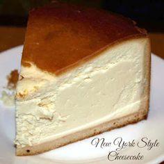 Jenn's Random Scraps: Authentic Pagliacci's New York Style Cheesecake
