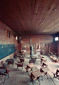 black classroom, shady grove alabama photos by Gordon Parks Gordon Parks, Abandoned Buildings, Abandoned Places, Old School House, School Days, School Life, Park Photography, White Photography, Abandoned Homes