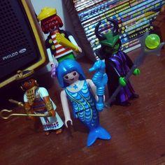 A coleção está crescendo. #playmobil #toys