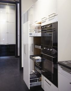 Genius IKEA Kitchen Storage Solution from the Interior Design Show 2012 | photo Michael Graydon