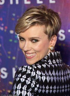 Scarlett Johansson Fashion Style 7