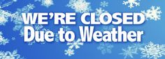 Due to the impending dangerous weather conditions, the library will be closed all day Friday and Saturday, January 13 &14. The library is also closed on Monday, January 16 for the Martin Luthe…