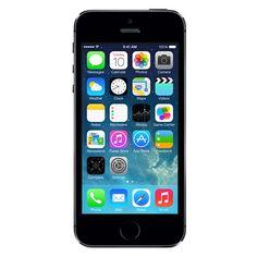 [$271.00] Refurbished Original Unlock Apple iPhone 5S Model A1533 / A1453 / 1457, 16GB (Standard Package)(Black)